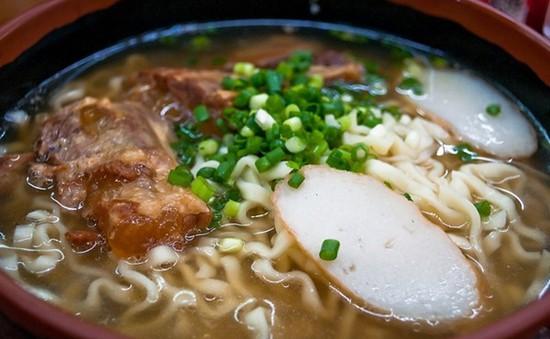 Ẩm thực Okinawa: Những món Nhật bạn chưa từng biết