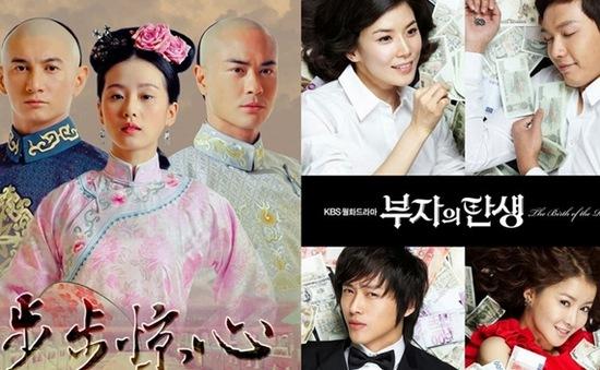 Phim nước ngoài đặc sắc trên VTVcab tháng 6