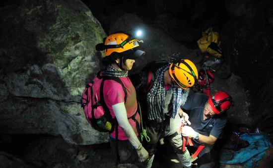 Cuộc đua kỳ thú: Sống chết chinh phục hang động lớn nhất thế giới