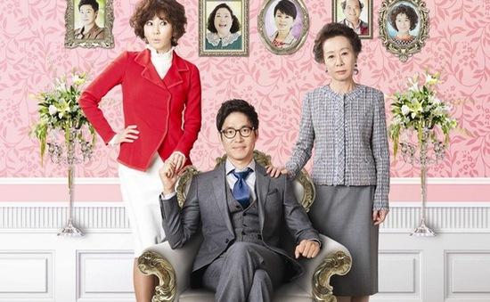 """Hấp dẫn """"Gia đình chồng tôi"""" trên VTVcab 7 - D Dramas"""