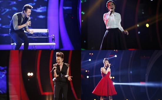 Vietnam Idol: Top 8 chia sẻ cảm xúc sau Gala 3
