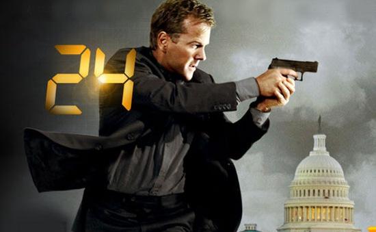"""Phim truyền hình Mỹ nổi tiếng """"24 giờ"""" lên sóng VTV1 (13h05, 1/7)"""