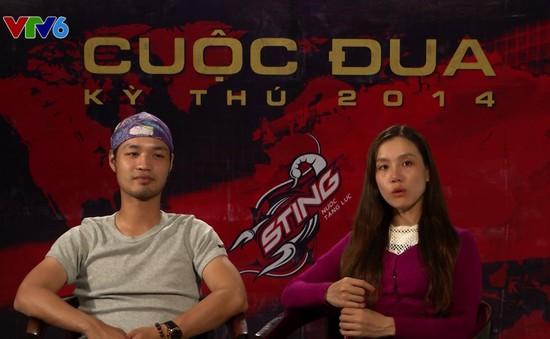 Cuộc đua kỳ thú 2014 - Tập 10: Đội Tím bỏ thử thách, chấp nhận bị loại
