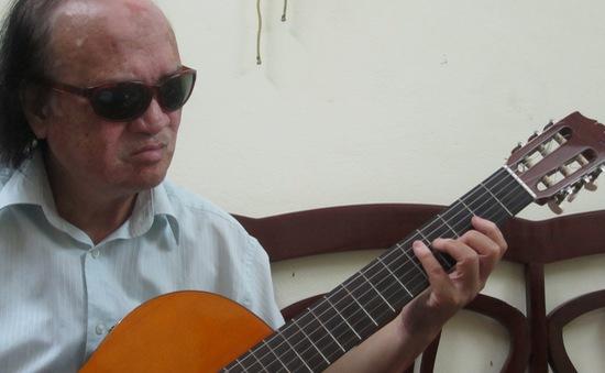 Nghệ sỹ ghita Văn Vượng - Người vẽ cuộc sống bằng âm thanh