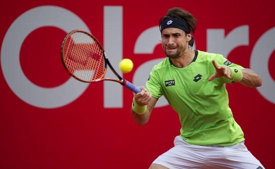 David Ferrer góp mặt ở tứ kết Rio Open