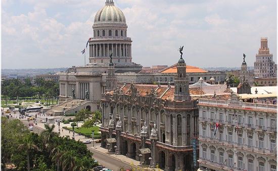 Hấp dẫn phố cổ La Habana