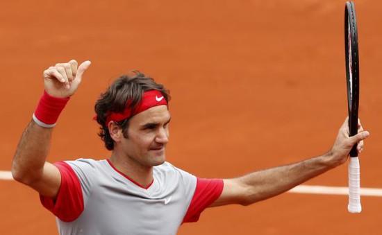 Thua trận tại Pháp mở rộng, Federer lạc quan hướng tới Wimbledon 2014