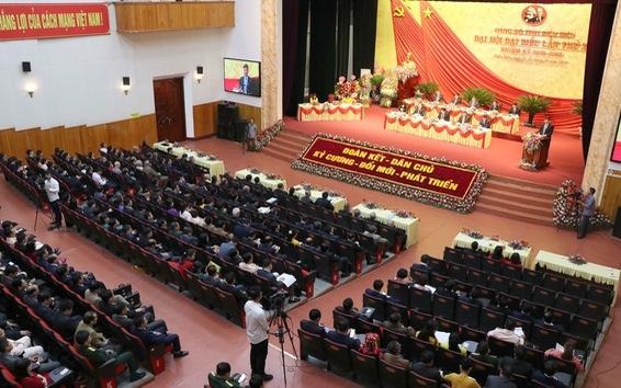 Đại hội Đảng bộ ở một số tỉnh, thành đã thành công tốt đẹp