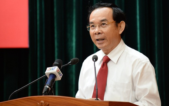 Ông Nguyễn Văn Nên được bầu làm Bí thư Thành ủy TP.HCM với số phiếu 100%