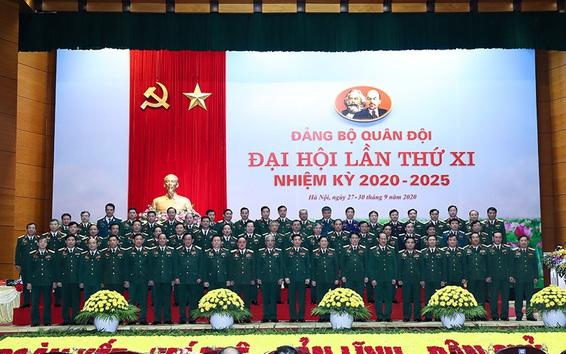 50/67 đảng bộ trực thuộc Trung ương hoàn thành tổ chức đại hội