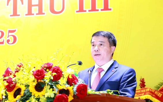 Ông Y Thanh Hà Niê Kđăm tái đắc cử Bí thư Đảng ủy Khối Doanh nghiệp Trung ương