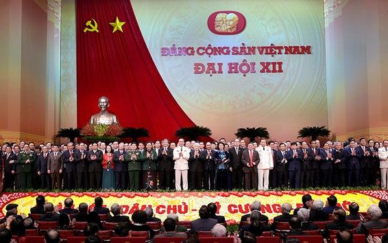 Đại hội lần thứ XII của Đảng biểu thị tinh thần dân chủ, đoàn kết, kỷ cương, trí tuệ
