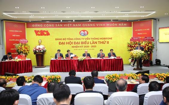 Đảng bộ Tổng công ty Viễn thông Mobifone quyết tâm chuyển đổi nhanh, mạnh, hiệu quả trong nền kinh tế số