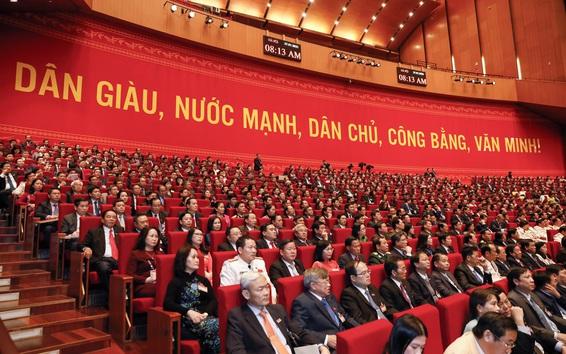 Đại hội XIII của Đảng: Công tác chuẩn bị nhân sự đảm bảo nguyên tắc tập trung dân chủ, đoàn kết, thống nhất cao