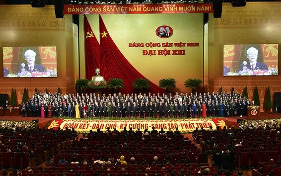 Bạn bè quốc tế quan tâm sâu sắc, chúc mừng Đại hội XIII Đảng Cộng sản Việt Nam