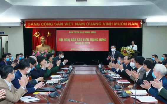 Đại hội lần thứ XIII của Đảng thành công rất tốt đẹp trên 3 phương diện