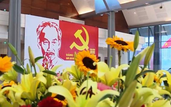 Nghị quyết Đại hội XIII nâng cao năng lực cầm quyền của Đảng