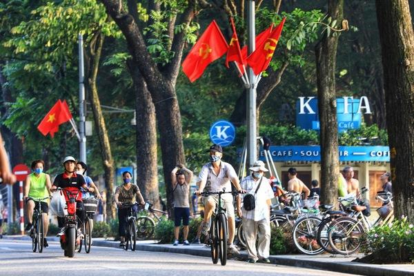 Thời tiết ngày 22/2: Hà Nội ngày nắng, đêm rét