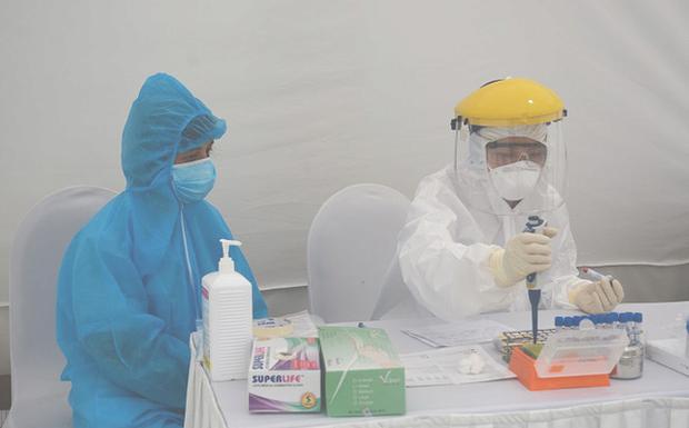 Bộ Y tế công bố thêm 5 ca mắc COVID-19, Việt Nam có tổng 212 ca