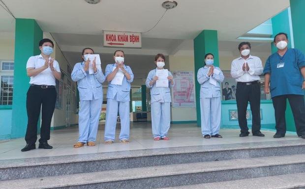 """Tin vui: 4 bệnh nhân đầu tiên của """"tâm dịch"""" Đà Nẵng được công bố khỏi bệnh"""