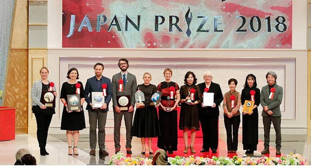 VTV7's documentary won Unicef ​​Special Prize at the Japan Prize 2018