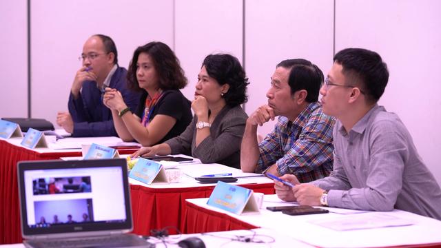 Nhà báo Trần Nam Chung bật mí điều thuyết phục BGK thể loại Chương trình Đối thoại - Tọa đàm