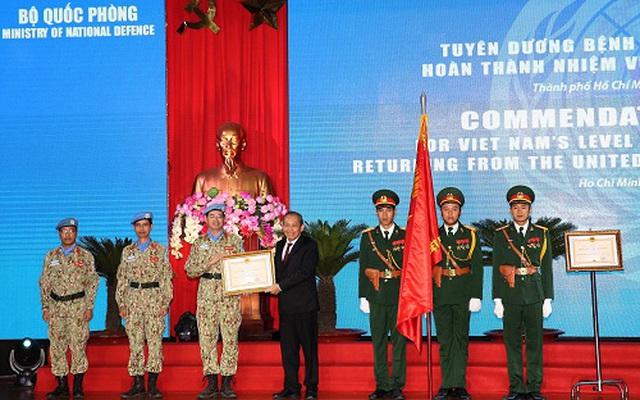 Vietnamese doctors honored for work in South Sudan