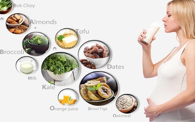 Dinh dưỡng cho phụ nữ mang thai