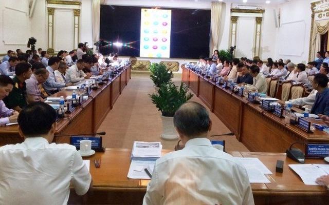 Ho Chi Minh City reviews smart city development plan