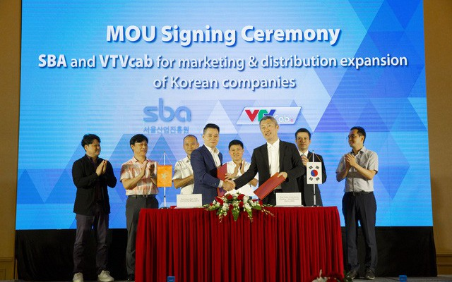 VTVcab Marketing to further promote South Korean products in Vietnam