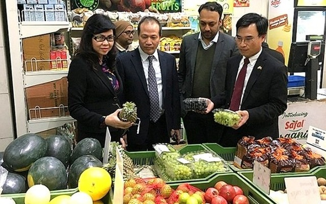 Vietnamese exports to India likely to rise by US$633 million