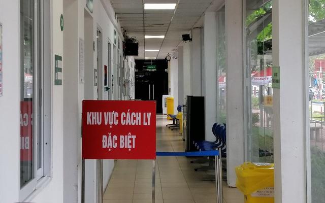 Phát hiện ca mắc COVID-19, Bệnh viện Thanh Nhàn tăng cường ngăn chặn dịch
