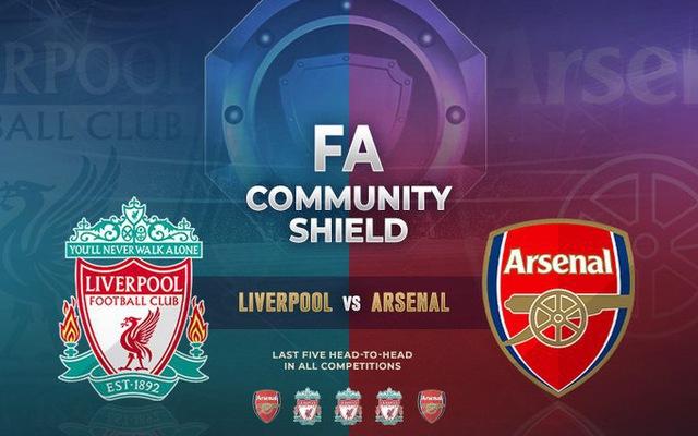 Arsenal vs Liverpool: Cuộc tập trận hiếm có