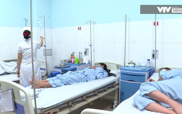 Hà Nội ghi nhận 159 ca mắc sốt xuất huyết