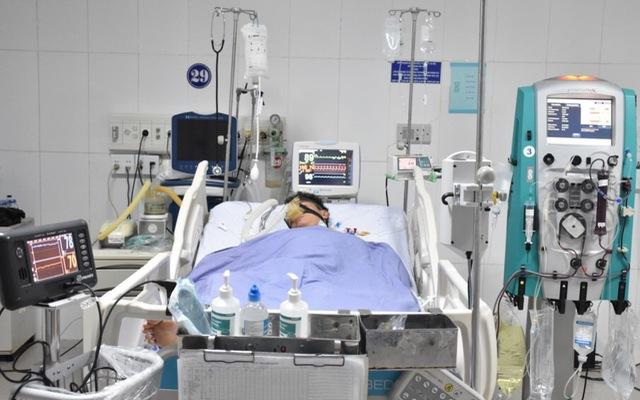 Cứu bệnh nhân suy hô hấp, suy đa tạng do viêm cơ tim cấp