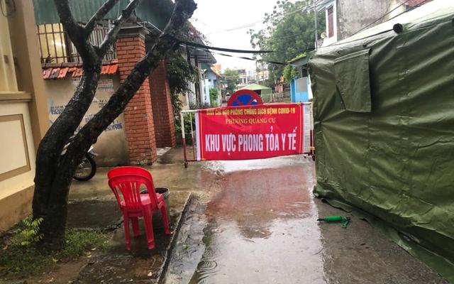 Thanh Hóa: Ổ dịch COVID-19 tại thị xã Bỉm Sơn ghi nhận thêm 13 ca mắc mới