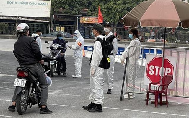 Thông báo khẩn: Tìm người đến 6 địa điểm tại huyện Kim Thành