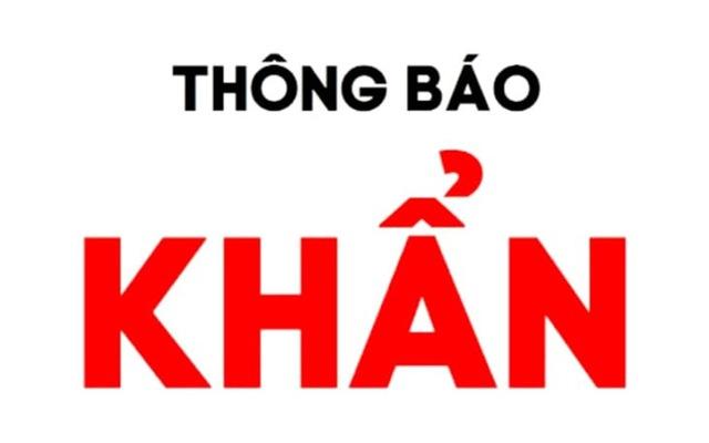TP. Hồ Chí Minh khẩn tìm người từng đến Chợ đầu mối Hóc Môn, Chợ Sơn Kỳ và Chợ Bình Điền