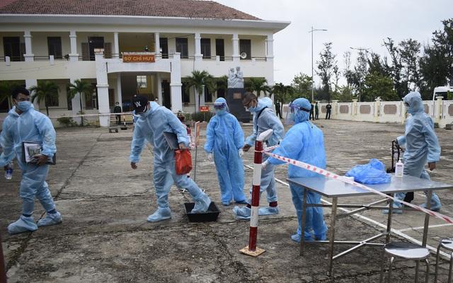 Phú Yên khẩn tìm người đến 8 địa điểm nguy cơ liên quan ca nghi mắc COVID-19
