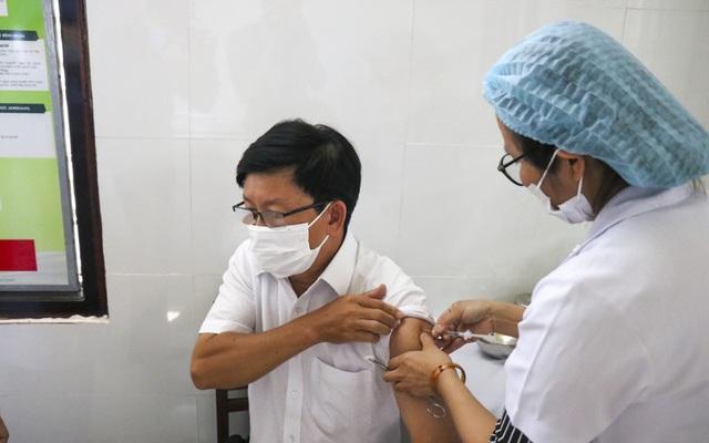 Thừa Thiên - Huế triển khai tiêm vaccine phòng COVID-19