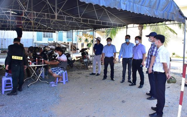 Thừa Thiên - Huế: Khoanh vùng, phong tỏa một số khu vực thuộc huyện Phú Lộc