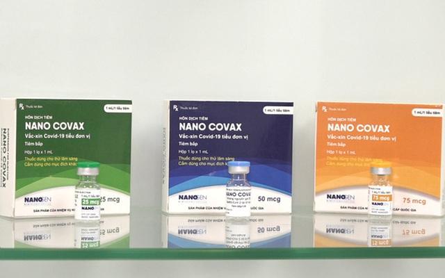 Vaccine Nanocovax đạt yêu cầu về tính an toàn, có tính sinh miễn dịch