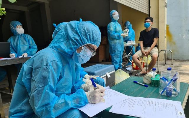 TP. Hồ Chí Minh ghi nhận thêm 26 ca nghi nhiễm COVID-19