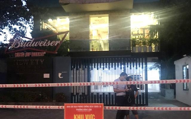 Nữ nhân viên mắc COVID-19, một số quán karaoke, khách sạn ở Hải Phòng bị phong tỏa