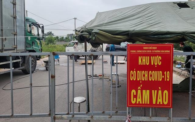 Hà Nội khuyến cáo người đi từ Thuận Thành, Bắc Ninh về phải tự cách ly
