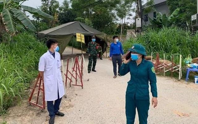 Phú Thọ phát hiện thêm 1 ca dương tính với SARS-CoV-2