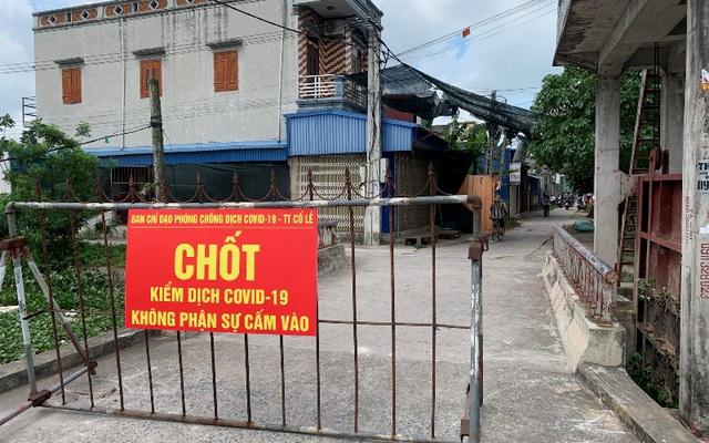 Thêm một ca dương tính với SARS-CoV-2 tại Nam Định