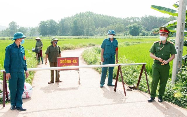 Bắc Giang: Giãn cách xã hội theo Chỉ thị 16 một số khu vực tại huyện Lục Nam