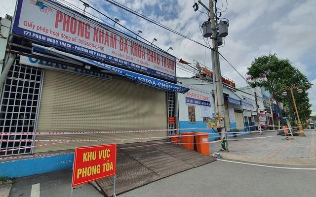 Từ 0h ngày 21/6: Giãn cách xã hội theo Chỉ thị 16 trên toàn địa bàn thị xã Tân Uyên và thành phố Thuận An