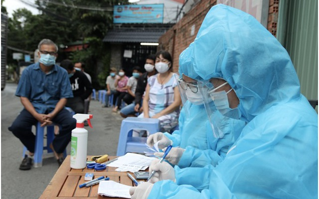 Thêm 80 ca mắc COVID-19 mới, riêng TP. Hồ Chí Minh có 40 ca